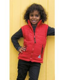 Bodywarmer Result Ultra Padded Kinderen