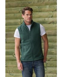 Fleece Bodywarmer Russell Outdoor Heren