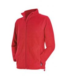 Fleece Vest Stedman Polar Cardigan Heren